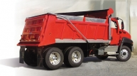 DuraClass HPT Heavy Duty Dump Body